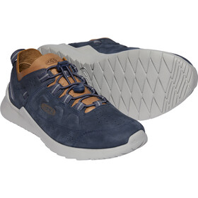 Keen Highland Shoes Men, blue nights/drizzle